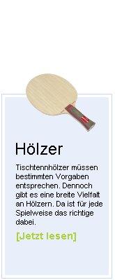 Tischtennisholz